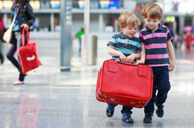 дети за кордон